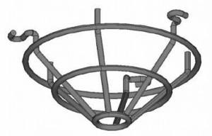 SK 400 Protective Basket