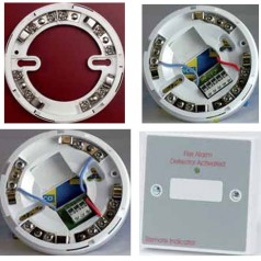 Dil Switch Mounting Bases & Isolators Optical