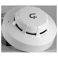 Optical Smoke Detector DIL Switch Addressed