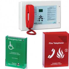 SigTEL emergency voice communication system