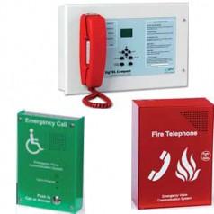 SigTEL emergency voice communication system